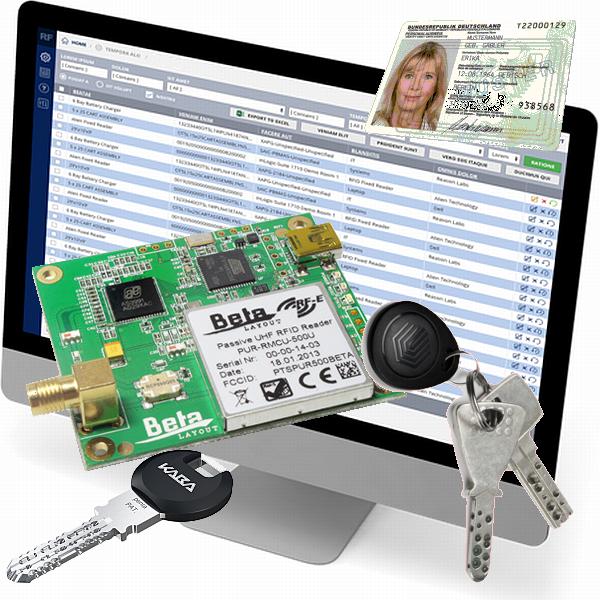 RFID Schlüsselmanagement-System