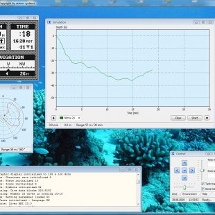 PIDIsim Dive Simulation and Analysis Software
